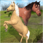 Ultimate Horse Family Survival Simulator 1.04 APK MOD Unlimited Money
