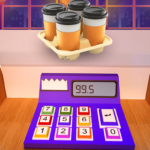 Food Simulator Drive Thru Cahsier 3d Cooking games 2.0 APK MOD Unlimited Money