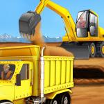 Construction Vehicles – Big House Building Games 1.0.4 APK MOD Unlimited Money