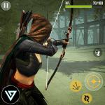 Ninja Archer Assassin FPS Shooter 3D Offline Game 2.8 APK MOD Unlimited Money