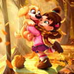 Puppy Diary Popular Epic match 3 Casual Game 2021 1.0.7 APK MOD Unlimited Money