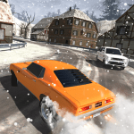 Real Car Drifting 2019Snow Car Drift Car Racing 1.4 APK MOD Unlimited Money
