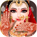 Royal Indian Wedding Rituals and Makeover Part 1 21.0.2 APK MOD Unlimited Money