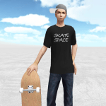 Skate Space 1.441 APK MOD Unlimited Money