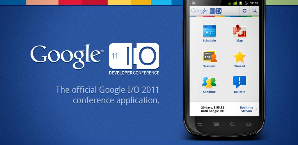 Google I/0 2011