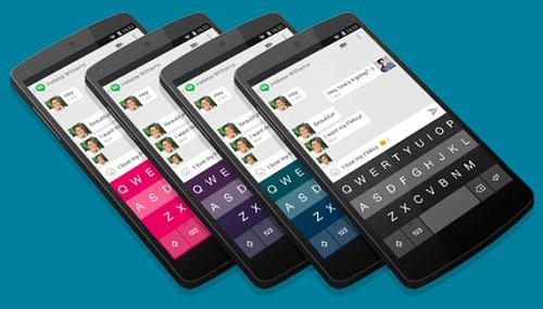 Fleksy Keyboard Apk for android
