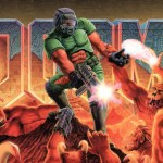 Doom (1993) Game 25th Anniversary Android Release Wallpaper