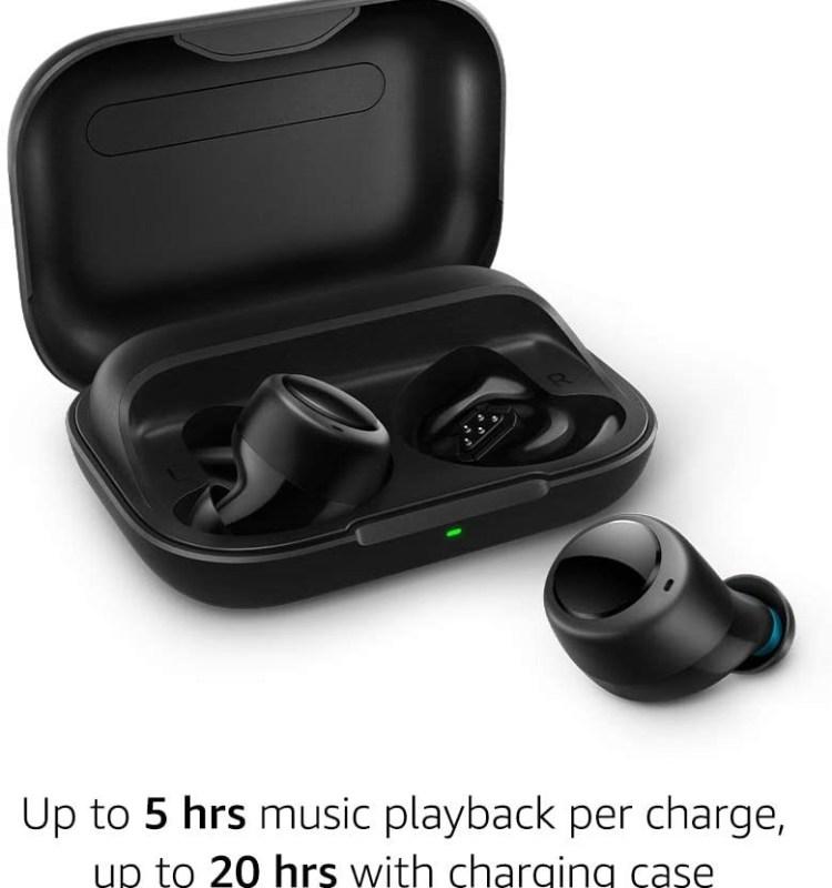 Amazon Echo Earbuds Short Review as Best in Ear Earbuds