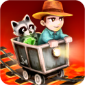 Play wagon ride mine Minecart Quest v1.17 Android - mobile trailer