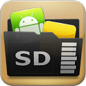 Download the app to transfer Android apps to the memory card AppMgr Pro III v4.00
