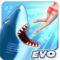 Play Hungry Shark Hungry Shark Evolution v4.4.0 for Android - mobile mode version