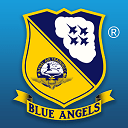 Download game Blue Angels Blue Angels - Aerobatic SIM v1.0 Android - mobile data