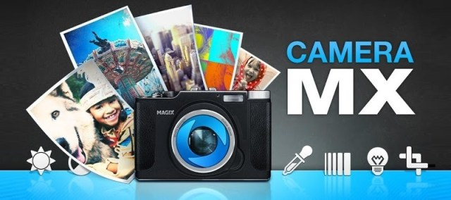 Download powerful photography app Camera MX