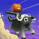 Download game attractive Rodeo Stampede: Sky Zoo Safari v1.3.2 for Android - mobile mode version