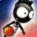 Play basketball Astykmn 2017 - Stickman Basketball 2017 v1.1.1 Android - mobile mode version