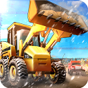 Download game attractive Loader & Dump Truck Hill SIM 2 v1.4 Android - mobile mode version