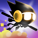 Download exciting game Robo Rush v1.2 Android - mobile mode version