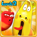 Play Heroes of larvae: Part II Larva Heroes: Episode2 v1.5.4 Android - mobile mode version