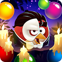 Download game Angry Birds: Shoot the bubbles Angry Birds POP Bubble Shooter v2.27.2 Android - mobile mode version