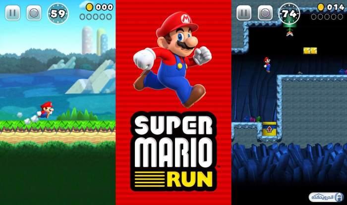 super mario run super mario new android