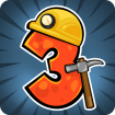Download Pocket Mine 3 v4.4.1 Game Treasure Miner 3 Android + Mod