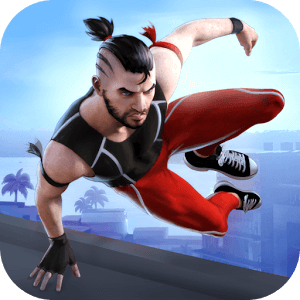 Download 3D Parkour Simulator 3D v1.3.39 Simulator for Android + Mod