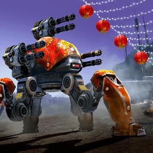 Download War Robots 3.9.0 Goblbot Warcraft Android + Data
