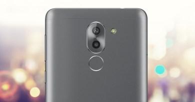 Huawei GR5 2017 dual cameras