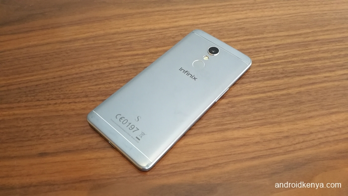 Infinix S2 Pro receives Android Nougat update