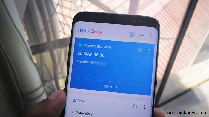 Samsung Bixby Reminders
