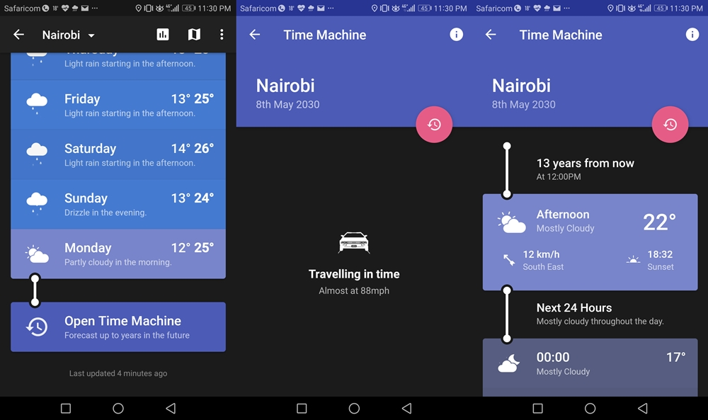 5 weather apps you should be using on your Android device