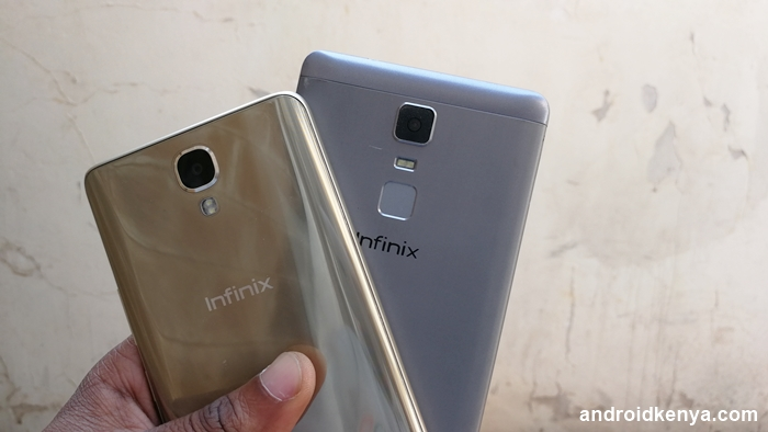 Infinix Note 4 and Infinix Note 3