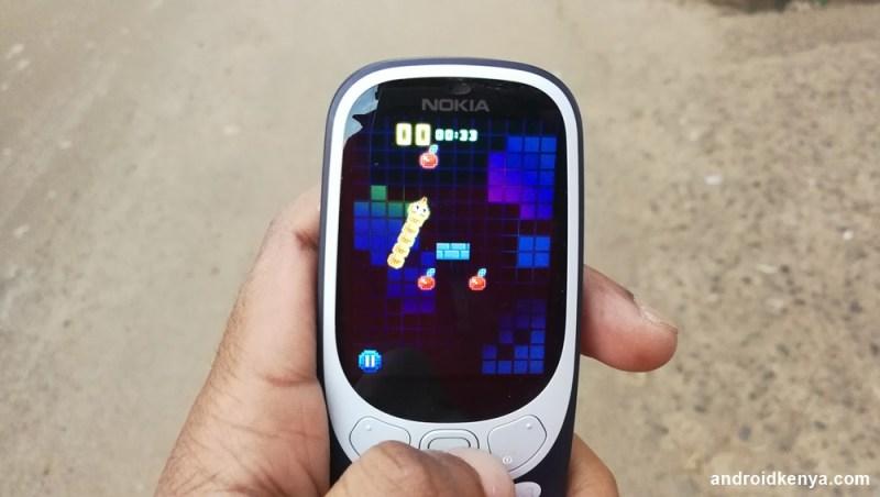 Nokia 3310 - snake