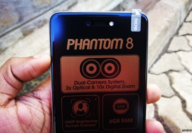 Quick notes on the Tecno Phantom 8
