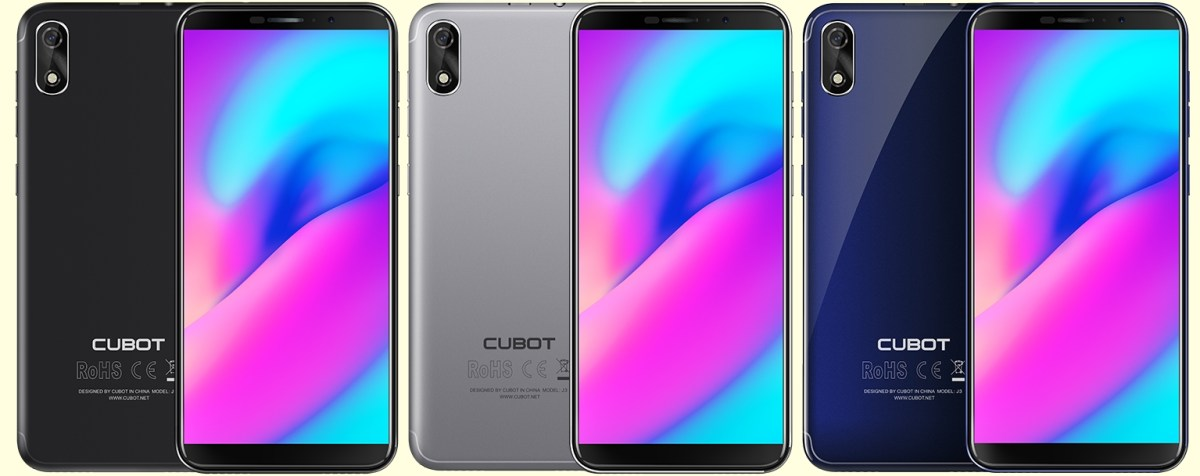 Cubot J3 Android Go