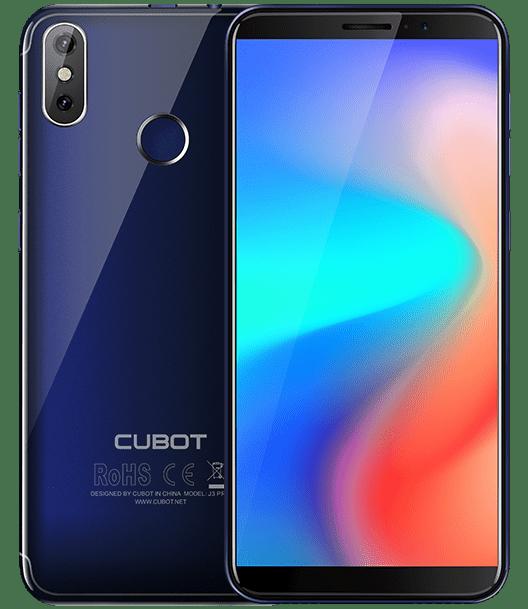 Cubot J3 Pro - Blue