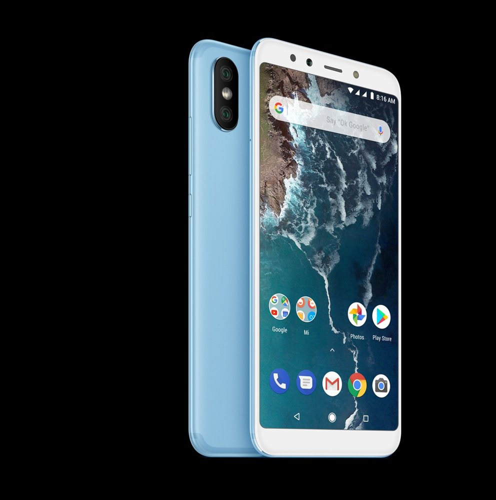 Mi A2, A2 Lite Android One launch today
