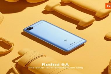 Xiaomi Redmi 6A in Kenya