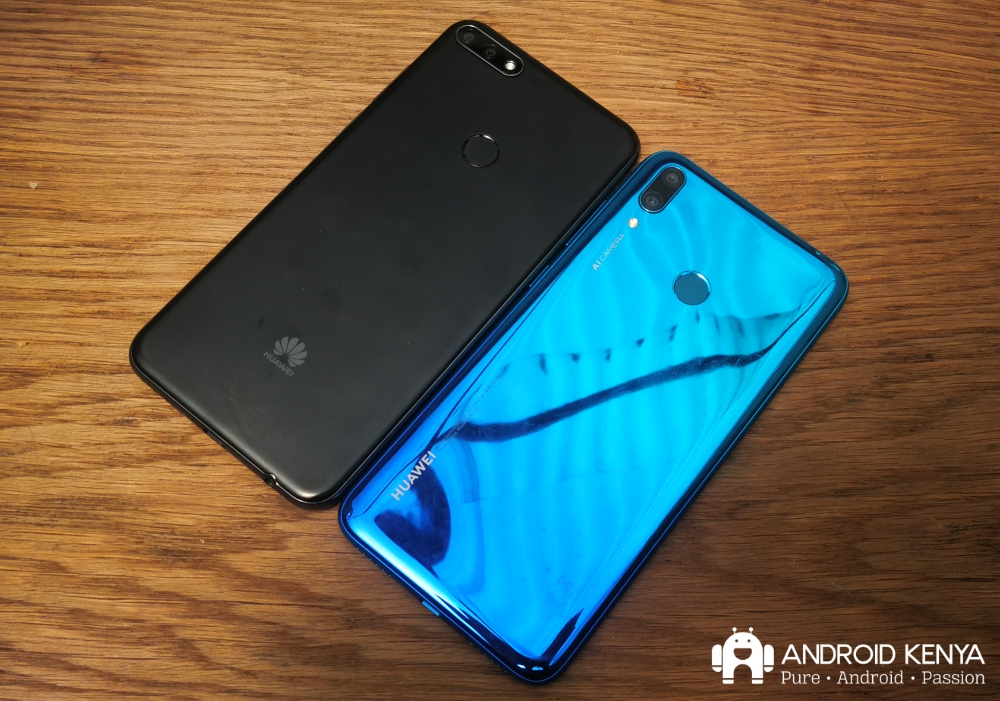 Out with the old, in with the new: Huawei Y7 Prime 2019 vs