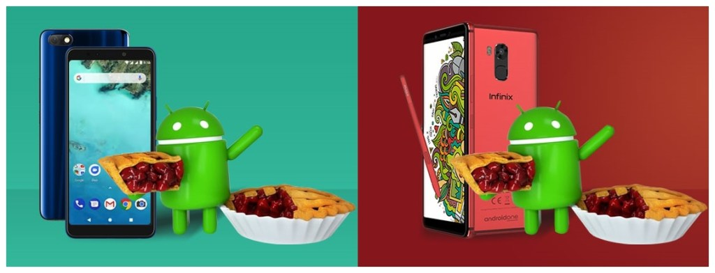 Android Pie stable update for Infinix Note 5 and Note 5