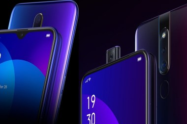 Oppo F11 and F11 Pro launch in Kenya