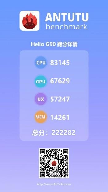 Antutu Helio G90