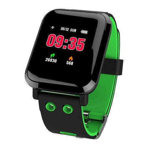 Infinix Smart Watch Green-3