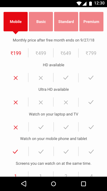 Netflix mobile only plan-1
