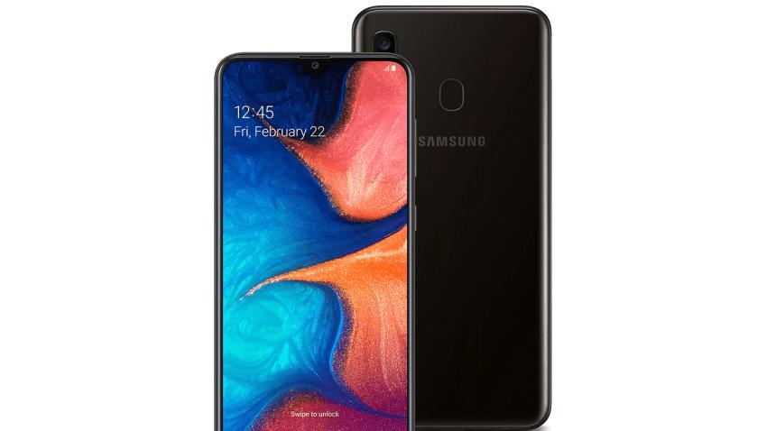 Samsung Galaxy A20-1