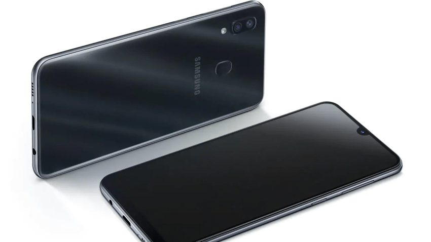 Samsung Galaxy A30 July update