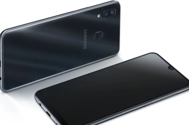 Samsung Galaxy A30 July update
