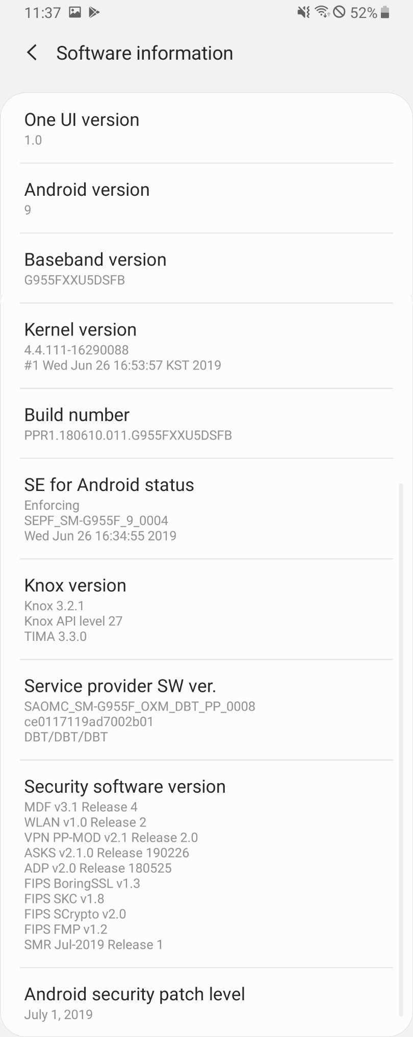 [Update: It's live in Kenya] July security update for