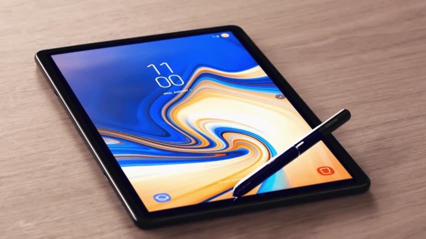 Samsung Galaxy Tab S4-3