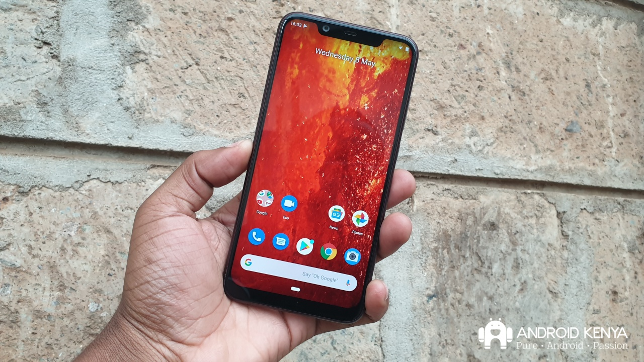 Nokia 8 1 users can now access the Android 10 preview as an